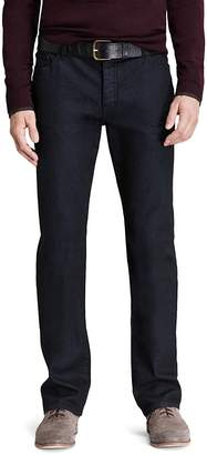 John Varvatos Collection Jeans - Pick Stitch Slim Fit in Navy