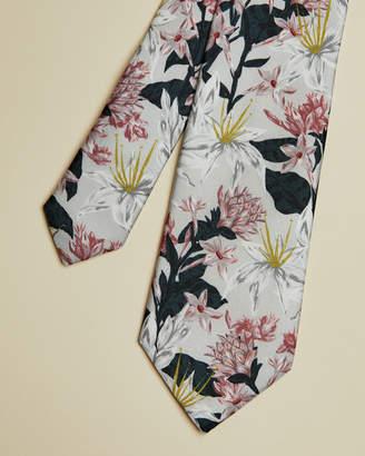 Ted Baker WILDAR Silk floral tie