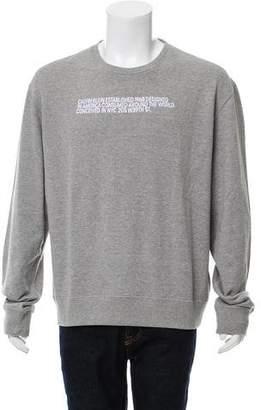 Calvin Klein Logo Crew Neck Sweatshirt w/ Tags
