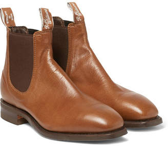 R.M. Williams R.M.Williams Leather Chelsea Boots
