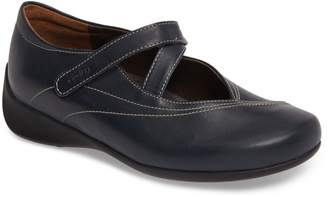 Wolky Passion Mary Jane Flat