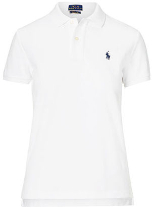Polo Ralph Lauren Classic Fit Mesh Polo Shirt $85 thestylecure.com