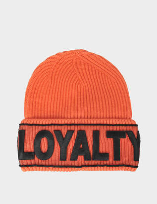 Versace Loyalty Bonnet