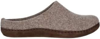 Basin and Range Wool Slipper