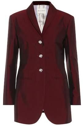 Etro Cotton and silk blazer