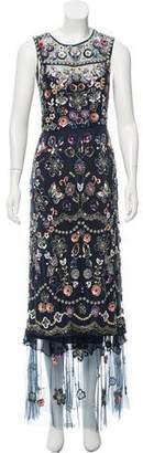 Needle & Thread Sequin Embellished Maxi Dress