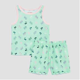 Joe Fresh Toddler Girls' Sleep Set