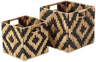 Amalfi by Rangoni Hanoi Basket (Set of 4)