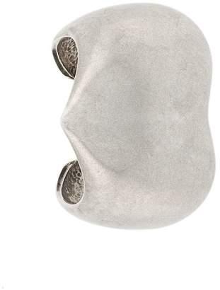 Saint Laurent heart shaped cuff