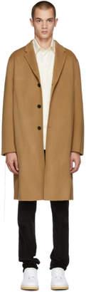 Acne Studios Brown Chad Coat