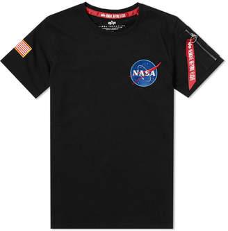 Alpha Industries NASA Heavy Tee