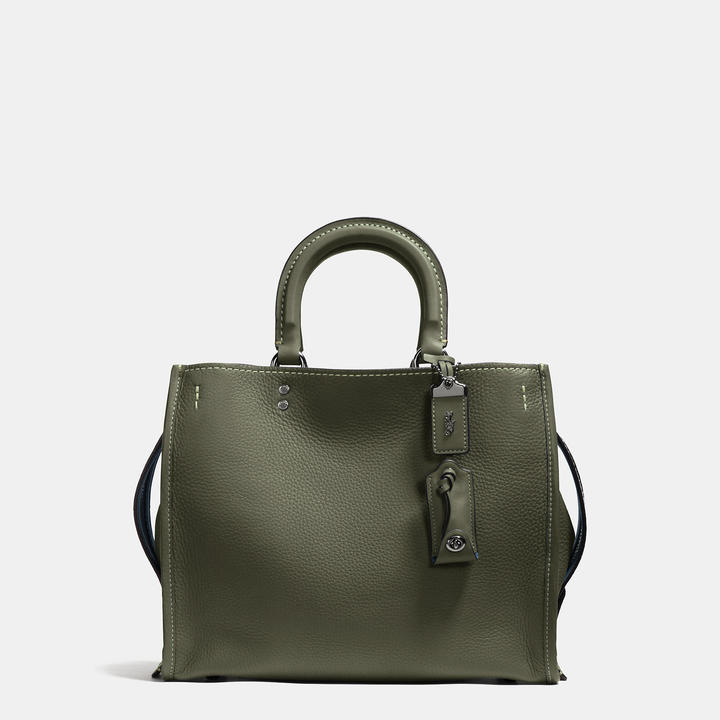 Coach   COACH Coach 1941 Rogue Bag In Glovetanned Pebble Leather