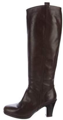 Dries Van Noten Knee-High Boots