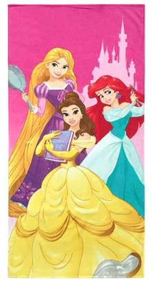 Disney Princess We Are Strong Beach Towel