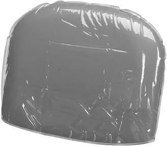 clear Basco Vinyl Chair Back Cover For Auto Recline Shampoo Chair