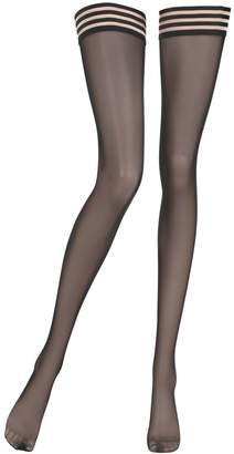 Tulle Stay-Up Thigh High Stockings