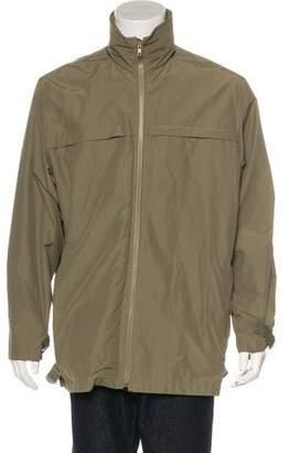 Burberry Nova Check-Lined Jacket