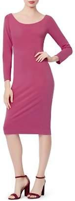 Betsey Johnson Scuba Crepe Body-Con Dress