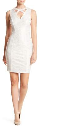 GUESS Cutout Bandage Dress