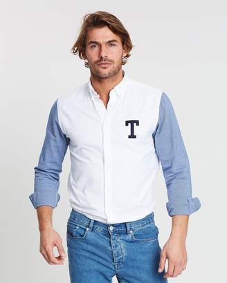 Tommy Hilfiger Oxford Rugby Shirt