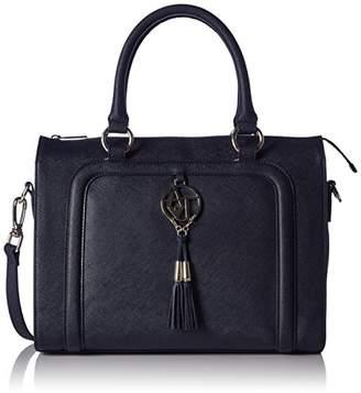 Armani Jeans Women's 0522AA3 Top-Handle Bag Blue Blau (BLU - BLUE 5B)