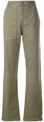 Anine Bing Scout military trousers