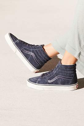 Vans Sk8-hi Suede Stitch Hi Top Sneaker