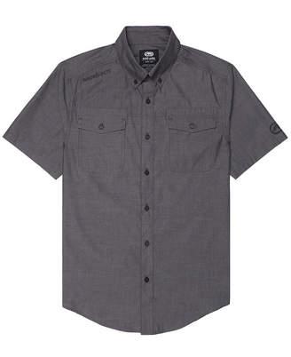 Ecko Unlimited Unltd Men Branded Chambray Woven Shirt