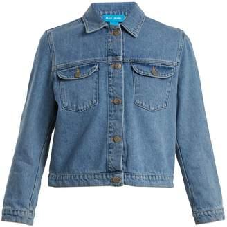 MiH Jeans Sunland cropped denim jacket