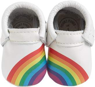 Freshly Picked Rainbows on Your Toes Moccasin