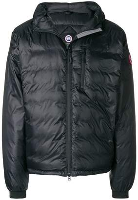 Canada Goose zipped padded jacket