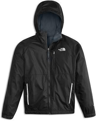The North Face Boys' Reversible Fleece Breezeway Windbreaker Jacket - Little Kid, Big Kid