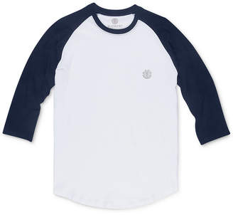 Element Men's Baseball Raglan T-Shirt