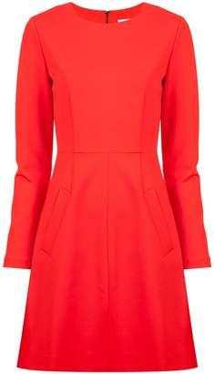 Diane von Furstenberg structured dress
