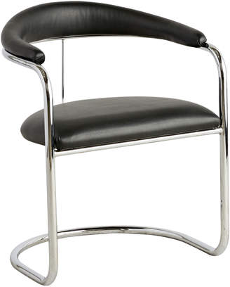 Rejuvenation Cantilevered Chrome Armchair SS33 by Anton Lorenz for Thonet