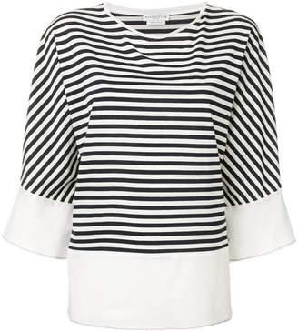 Ballantyne striped slouchy top