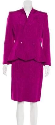 Lanvin Knee-Length Skirt Set