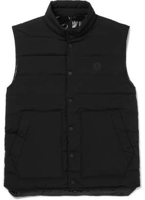 Moncler Merak Quilted Shell Down Gilet