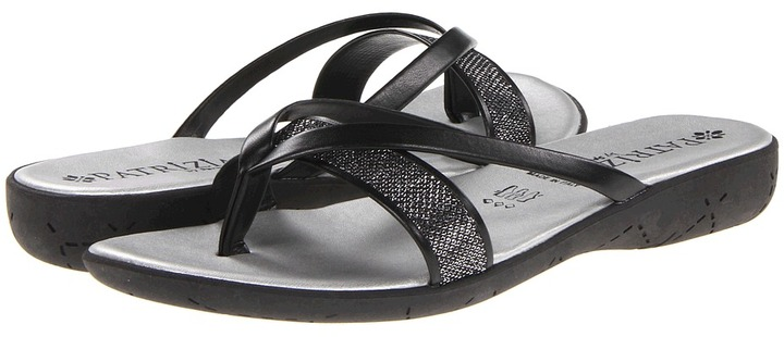 Patrizia Racumya (Black) - Footwear