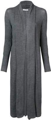 The Row long draped cardigan