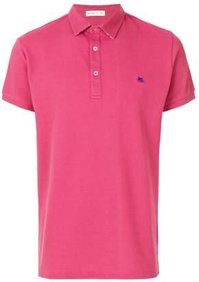Etro classic polo shirt