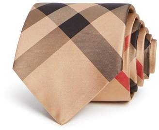 Burberry Clinton Exploded Check Classic Tie