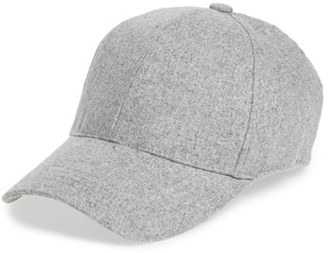 Women's Bp. Solid Baseball Cap - Red $19 thestylecure.com
