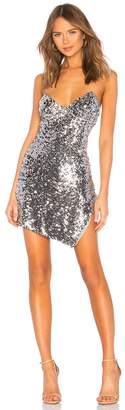 For Love & Lemons Showtime Mini Dress