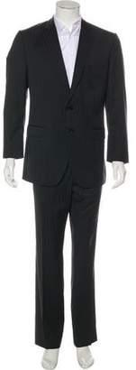 Dolce & Gabbana Wool Pinstripe Suit