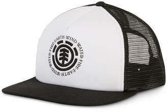 Element Men's Logo Graphic Trucker Hat