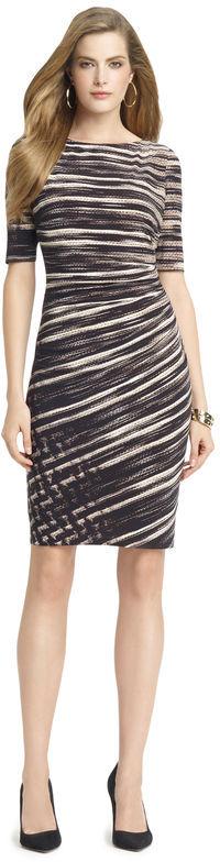 Anne Klein Slide Pleated Dress