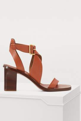 Chloé Virginia sandals