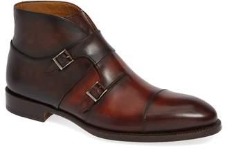 Magnanni Dionicio Monk Strap Boot
