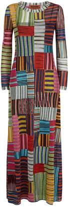 Missoni Patchwork Lurex Gown
